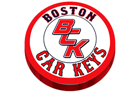 Boston Car Keys