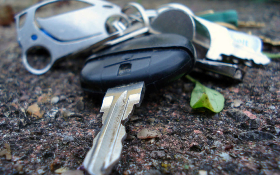 The High Cost of Lost Car Keys