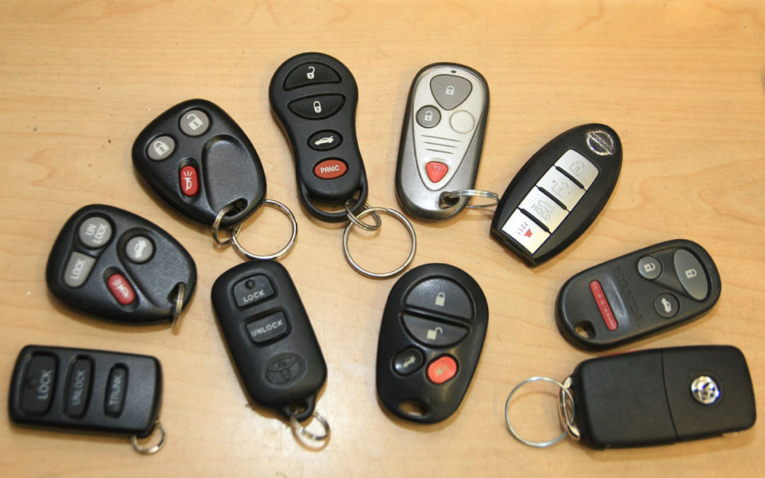 How to Get a Replacement Key Fob Today